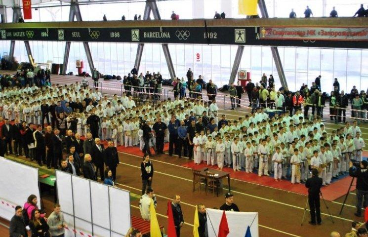 Збірна Миколаївської області виборола 28 медалей на чемпіонаті України з кіокушин карате
