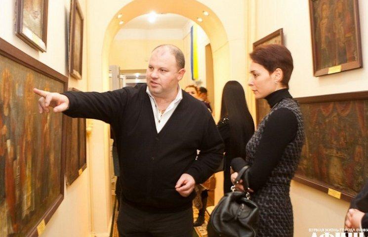 """Как винничанин """"переплюнул"""" Ющенко в коллекционировании икон"""