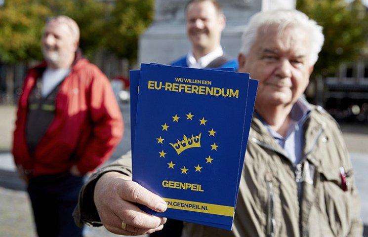 Референдум у Нідерландах щодо України (ХРОНІКА)
