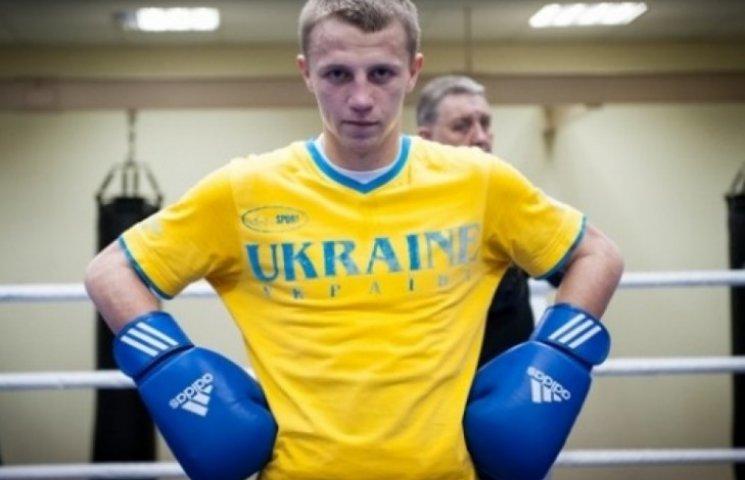 Одеський боксер змагатиметься за ліцензію на Олімпійські ігри в Ріо-де-Жанейро