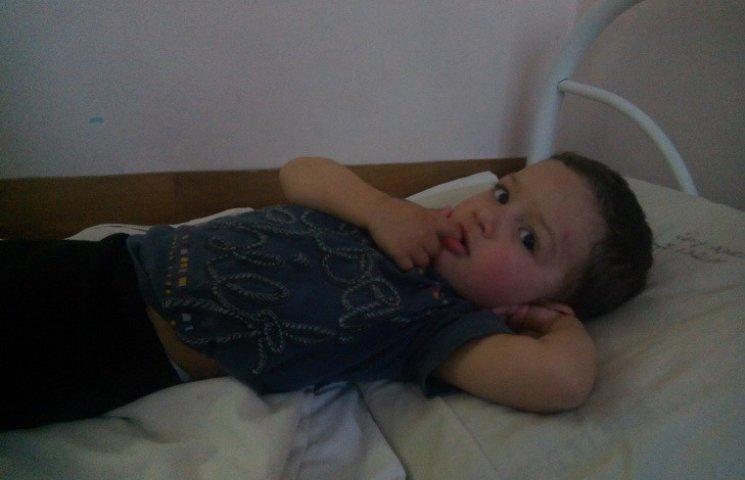 Переселенець з Донецька врятував від смерті дніпропетровського малюка
