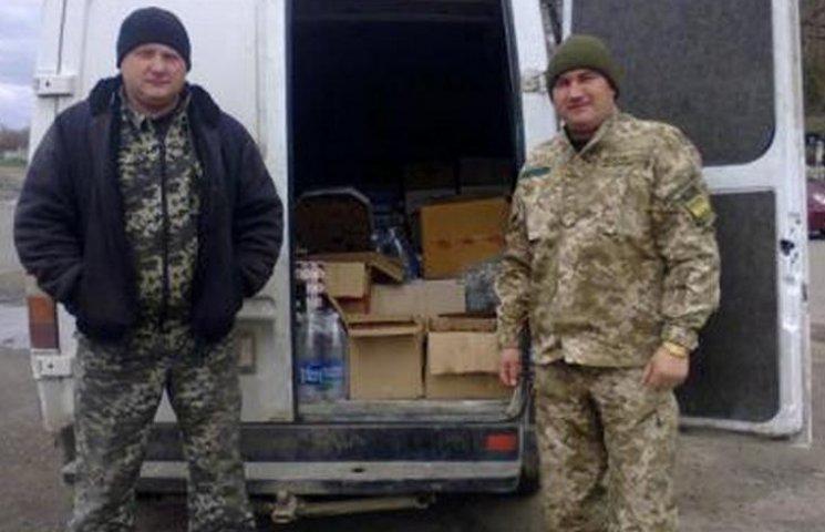 Бершадчани відправили на Схід ліки та продукти