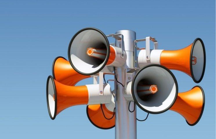 У Миколаєві перевірять систему вуличних гучномовців