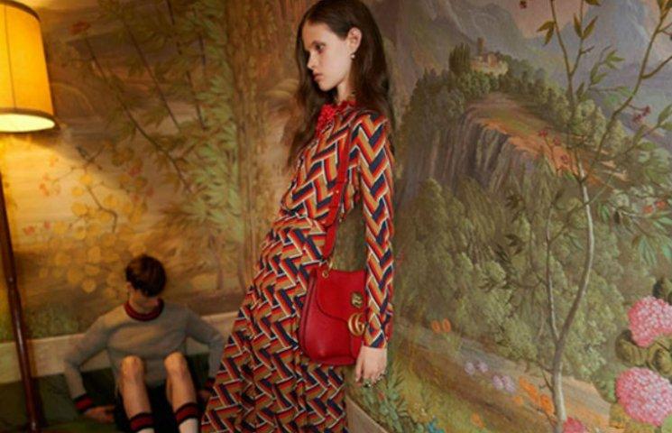 Рекламу Gucci заборонили через занадто худорляву модель