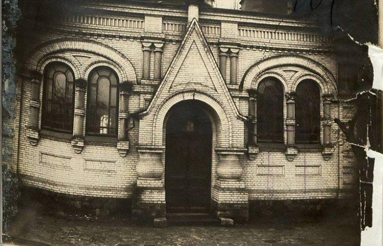 На Вінниччині віднайшли копію храму, побудованого за проектом Артинова
