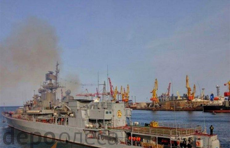 Полторак хоче побудувати першу сучасну військово-морську базу в Одесі