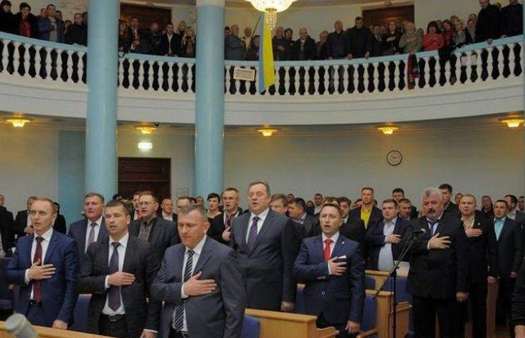 """Партійна """"заруба"""" у Вінницькій облраді: """"радикали"""" подають в суд на """"свободівців"""""""
