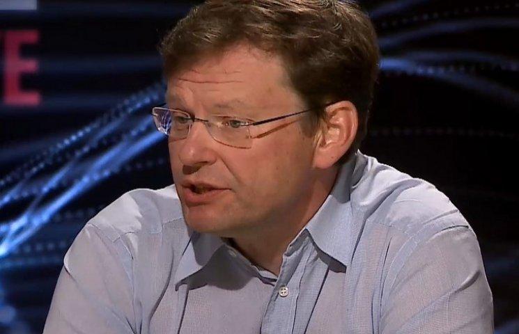 Боровик вважає Порошенка винуватцем програшу на референдумі