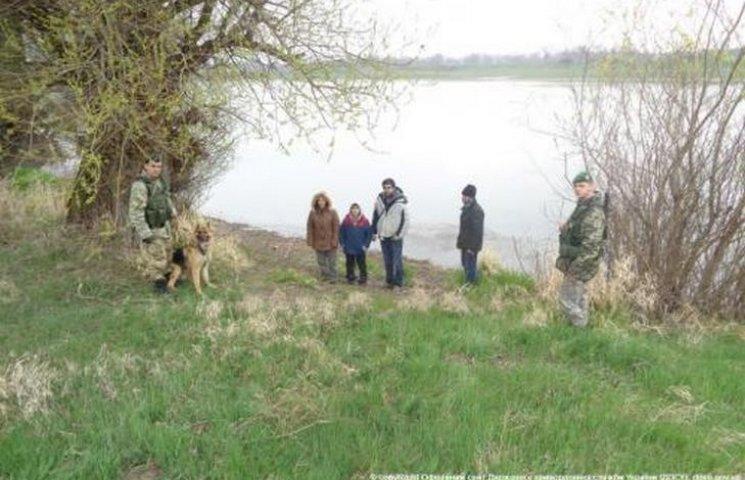 Трьох іранців і афганця затримали на кордоні з Молдовою