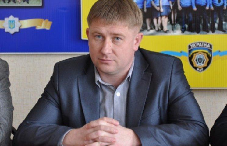 """У Миколаєві нового начальника райвідділу поліції розшукують терористи """"ЛНР"""""""