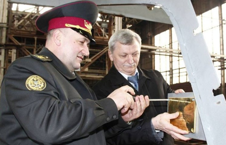 Завод Порошенка розпочав будівництво чотирьох броньованих катерів
