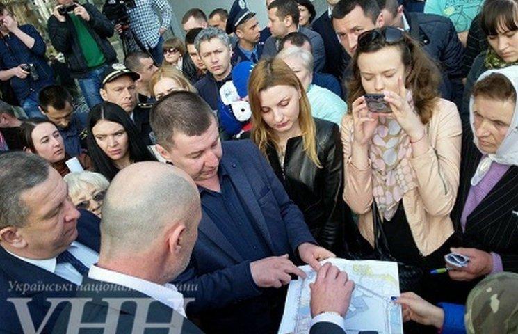 Заступник міського голови пояснив чому біля Сабарова має бути кладовище