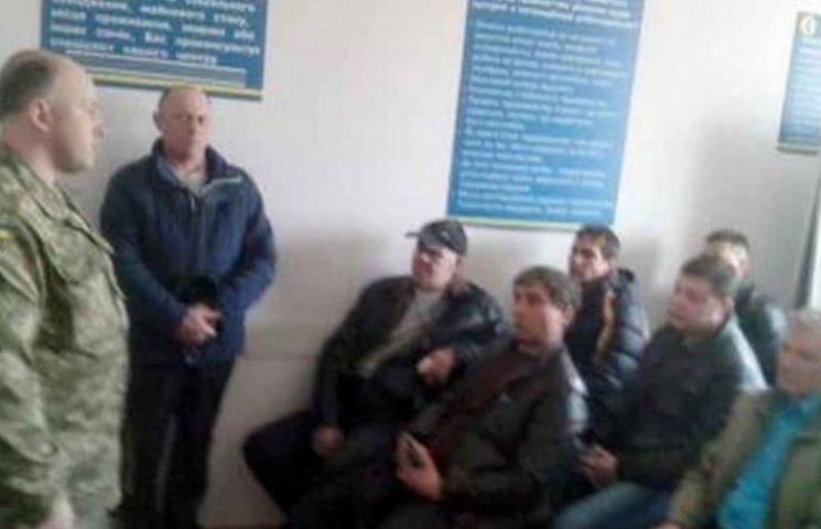 Безробітних вінничан запрошують в АТО