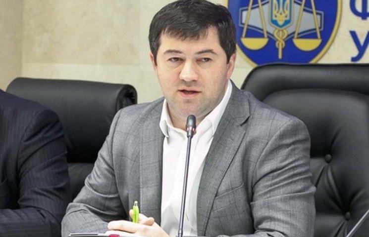 """Насіров """"відхрестився"""" від конфлікту з Марушевською"""