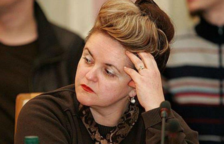 """Дуже моральна екс-нардеп Григорович """"запалює"""": переплутала Маяковського з Екзюпері"""