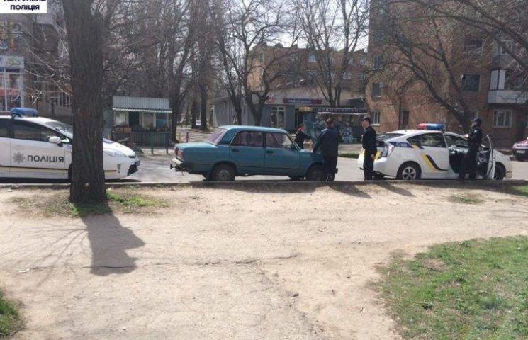 Миколаївець попався на порушенні ПДР на машині, викраденій більше 19 років тому