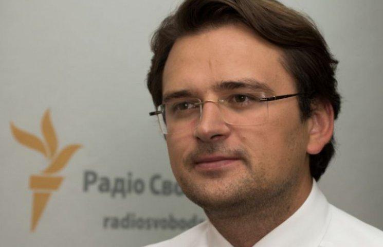 Кулеба став представником України при Раді Європи