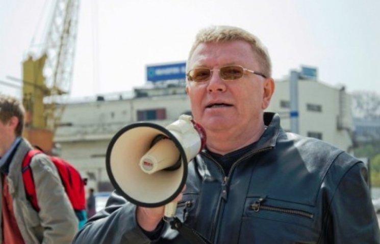 Лідера одеських анархістів, який вимагав звільнити Марушевську, побили на святкуванні Дня визволення міста