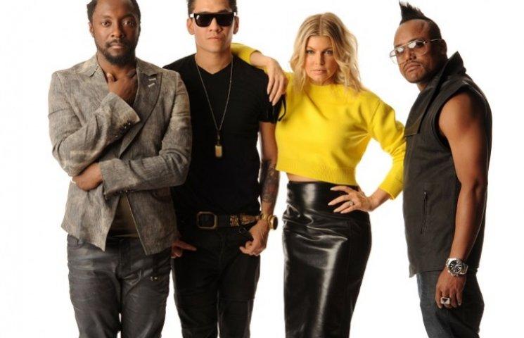 Известная группа The Black Eyed Peas снова вместе