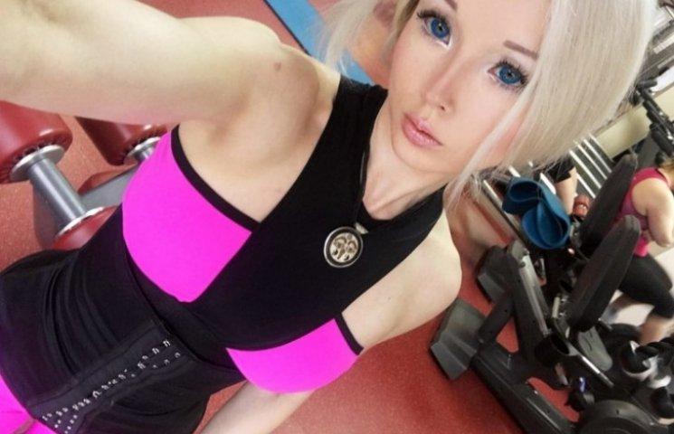 Одеська Барбі показала відверті знімки з тренувань у спортзалі