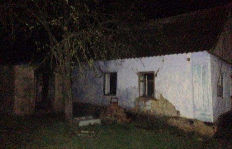 На Миколаївщині любитель покурити у ліжку підпалив будинок