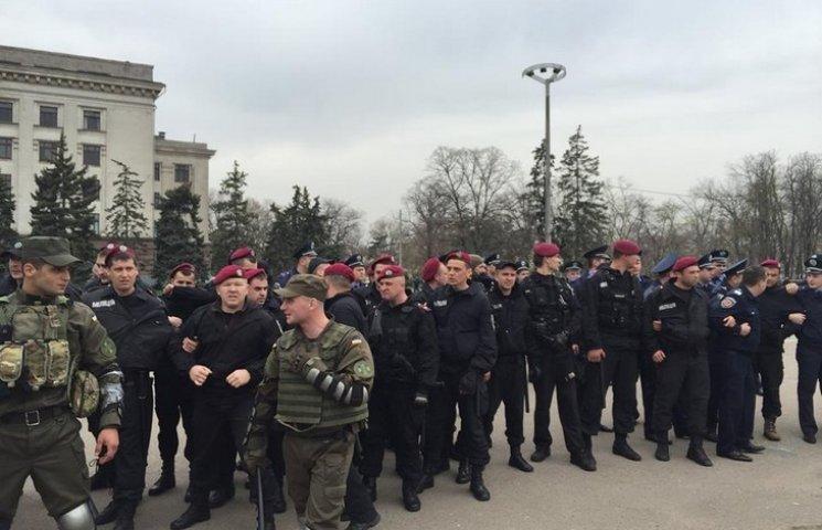 """Чому в Києві """"забили"""" на сепартизм в Одесі"""