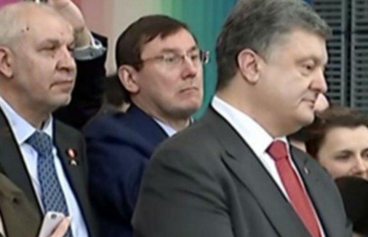 В Раде не знают, почему Луценко самовольно поехал в Японию с Порошенко (ФОТО)