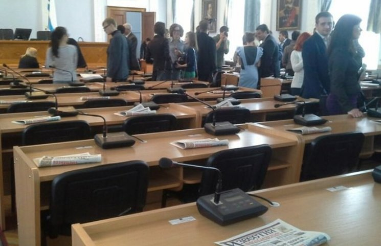"""У Миколаєві """"опоблоківці"""" знов не з"""