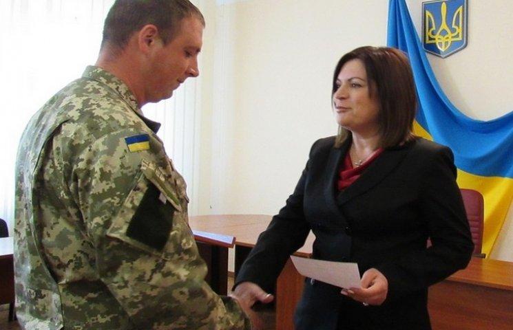 На Одещині військовослужбовці отримали квартири