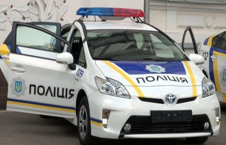 Одеські копи на патрульному авто брали участь у вуличних перегонах