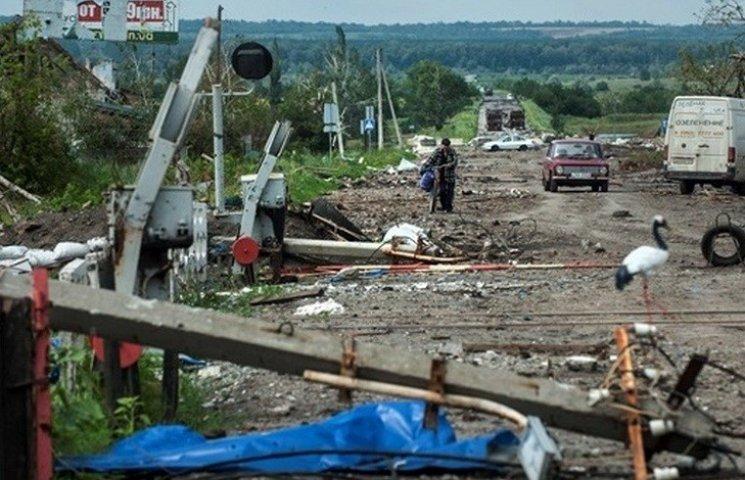 Рада дозволила виділити кошти на відновлення звільнених територій Донбасу