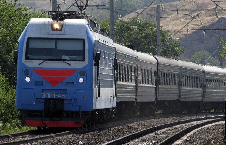 На свята через Вінницю пустять три додаткових потяги