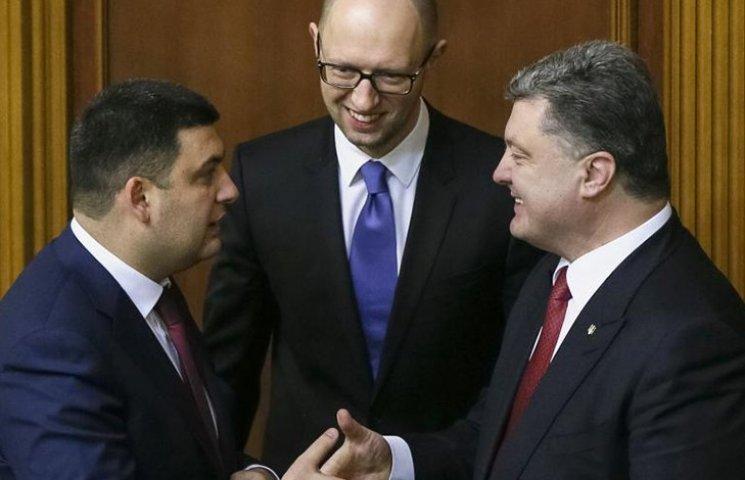 Остання версія уряду Гройсмана: без Ковальчука, але з Кириленком