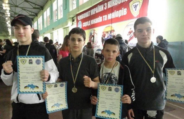 """Вінничанин виборов """"золото"""" на Чемпіонаті з кікбоксінгу"""
