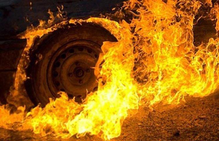 На миколаївському аеродромі згорів військовий