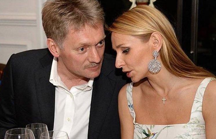 Гламурна дружина Пєскова: ТОП-8 фотожаб про Тетяну Навку