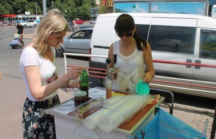 У Вінниці визначились з місцями для продажу квасу