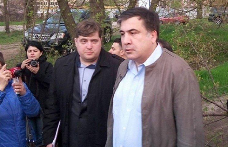 З новим прокурором Одещини горіхова мафія розперезалася, - Саакашвілі