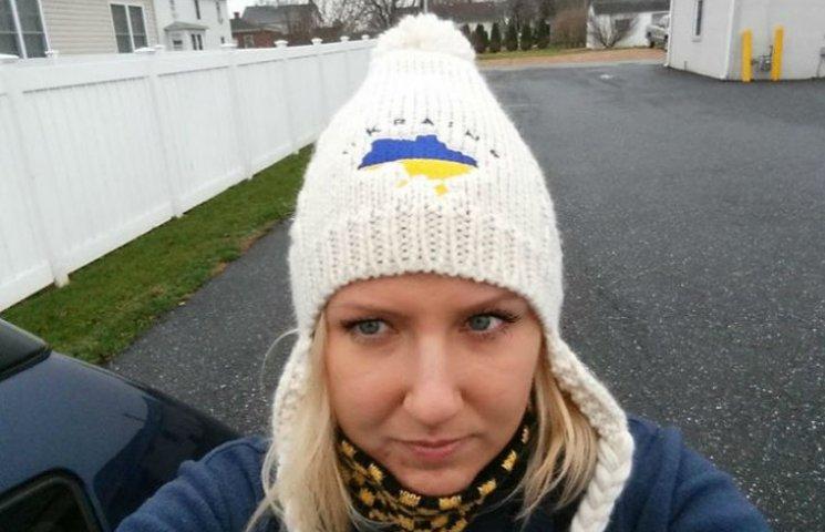 Як американка Майя пішки йде через США заради України