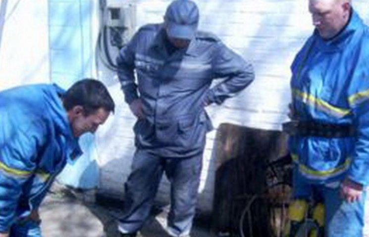 На Дніпропетровщині у колекторі знайшли тіло новонародженої дівчинки
