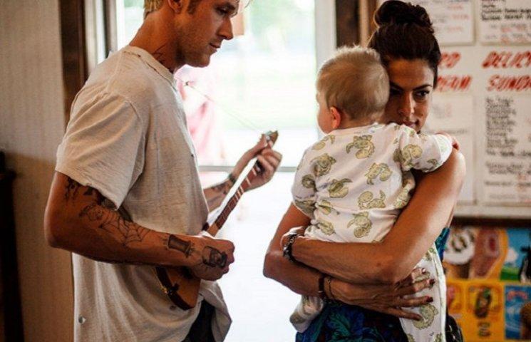 Бэби-бум в Голливуде: Ева Мендес и Райан Гослинг снова станут родителями