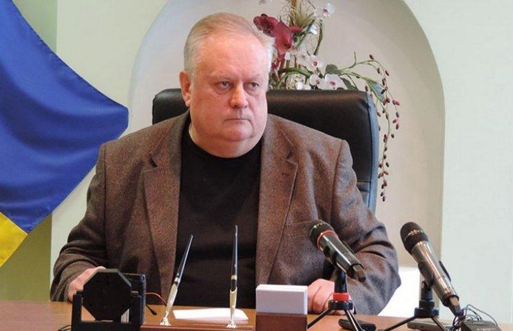 Мэр Ровно похвастался огромным домом…