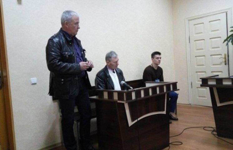 З Малиновського зняли браслет, але залишили його під домашнім арештом