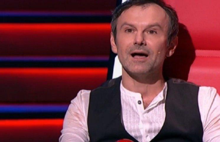 Вакарчук-Потапу: Надо петь от души, а не формально стоять на сцене за деньги