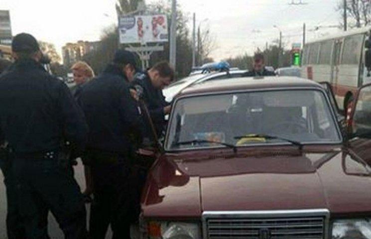 Поліція Одеси затримала автокрадіїв