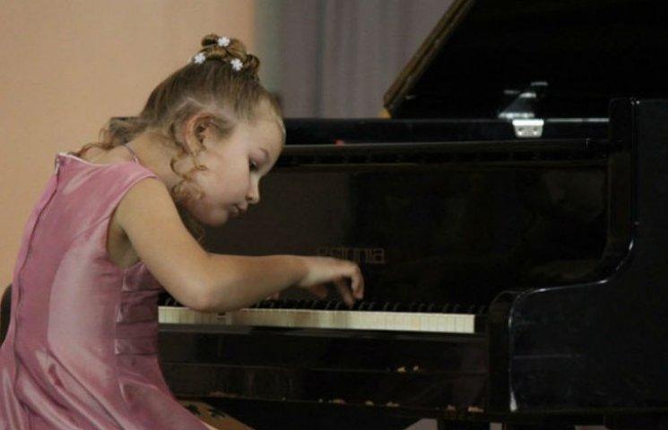 10-річна кримчанка виграла для України міжнародний конкурс піаністів