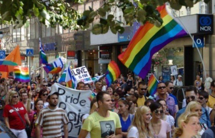 """Геї та лесбіянки """"погрожують покарнавалити"""" у Миколаєві"""
