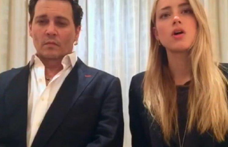 Австралійський міністр висміяв відео-вибачення Джонні Деппа за поведінку дружини
