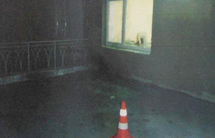 У Дніпропетровську на ганок офісу кинули гранату