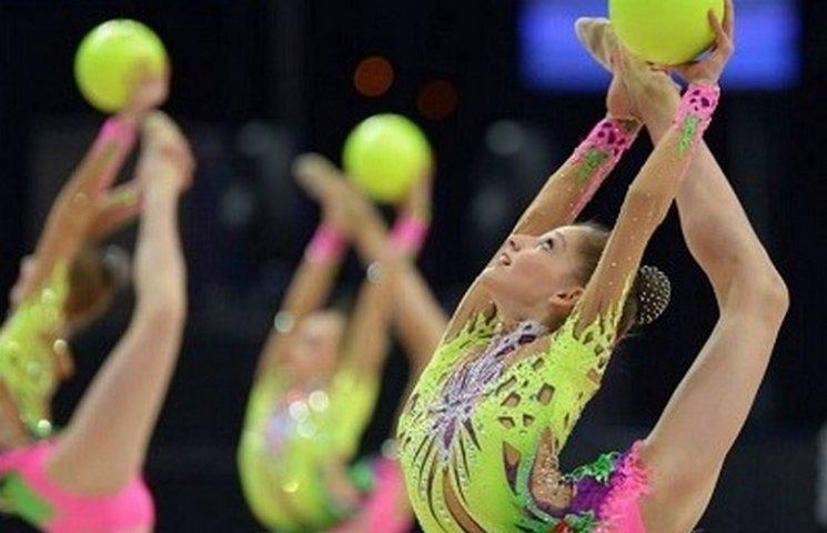 Вінниця прийматиме Чемпіонат України з художньої гімнастики